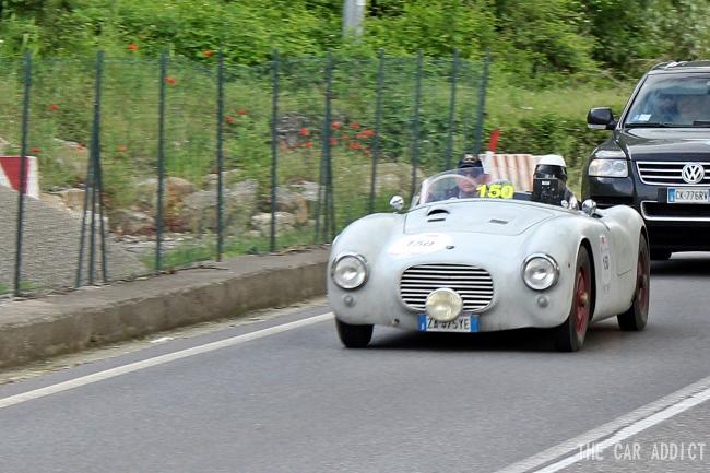 Lancia Aprilia 1500 Sport barchetta (1947)