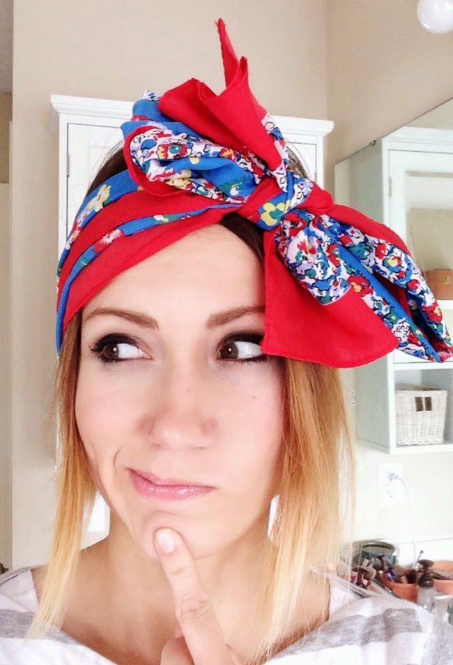 Headscarf for Summer