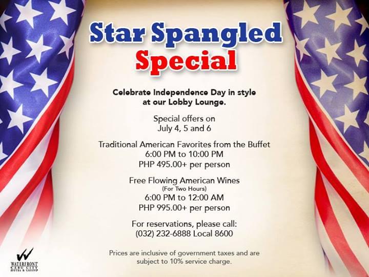 Star Spangled Special