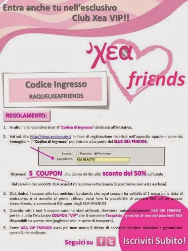 Sconto Xea Beauty