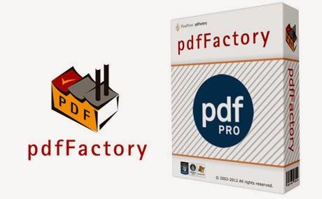 T nh n ng ch nh c a pdfFactory Pro