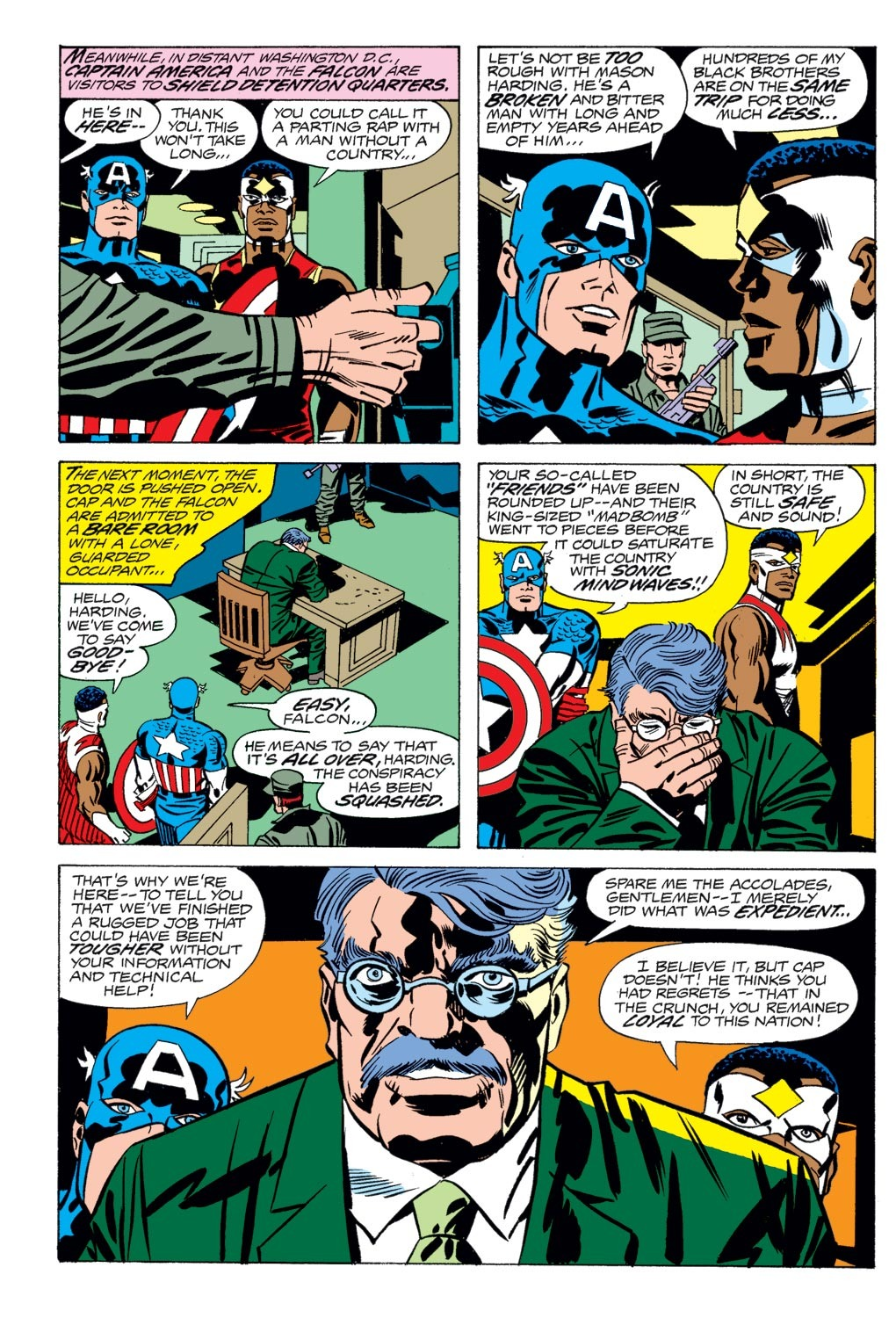 Captain America (1968) Issue #201 #115 - English 6