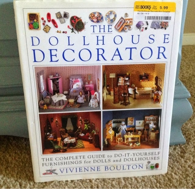 My favorite doll's house book.