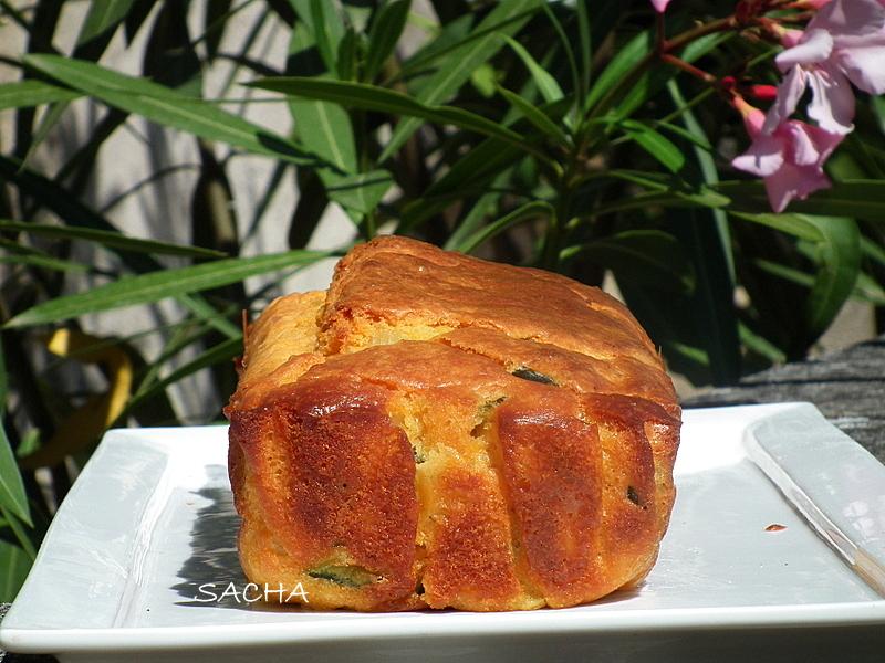 Recette Cake Olive Chevre Amande Effil Ef Bf Bde