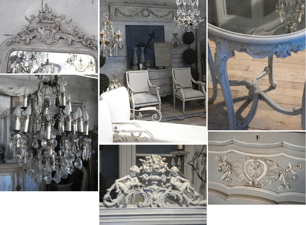 Atelier de campagne rococo late baroque just call it for What is the other name for the rococo style
