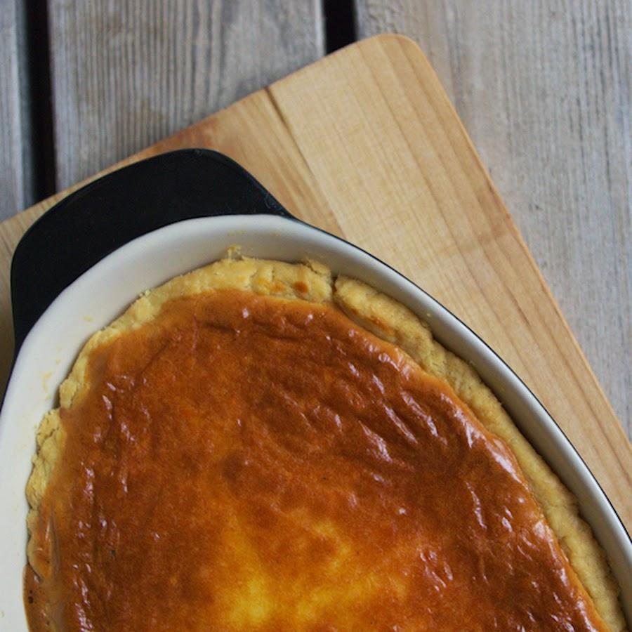 Шведский сырный пирог