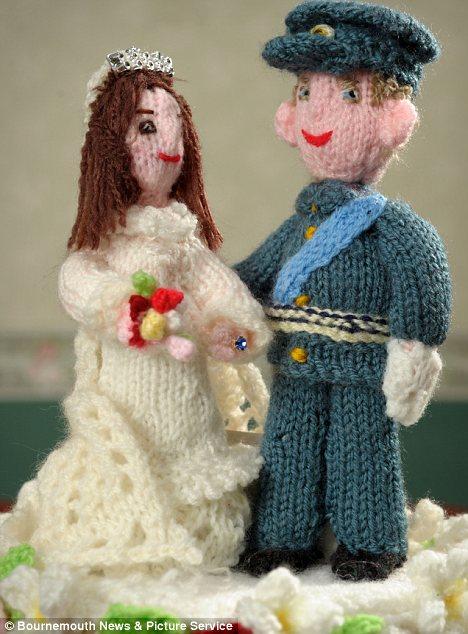 royal wedding cake kate and william. wedding cake one dayquot;.