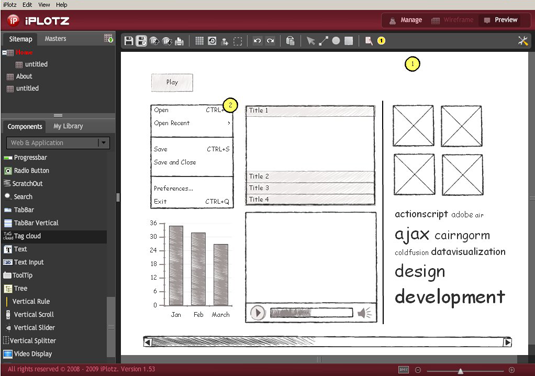 Chandan Chopra - Musing and Shmoozing: The 20 best wireframing tools
