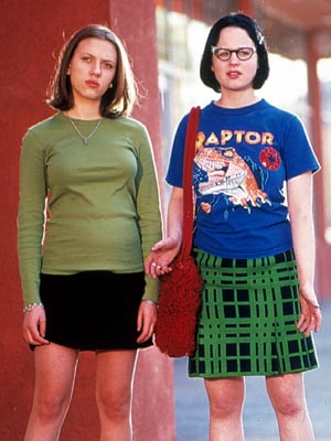 midori         21 12Thora Birch Ghost World Green Hair
