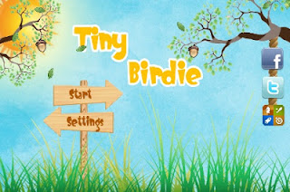 Tiny Birdie iPhone app