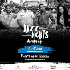 Jazz Nights at Acrópolis presenta este miércoles 18 de octubre a las 6:00PM