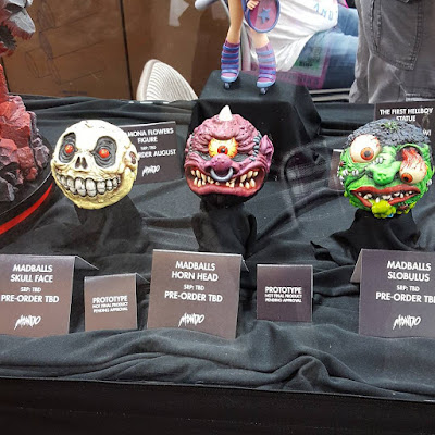 San Diego Comic-Con 2015 First Look: Madballs Series 1 by Mondo