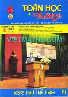 tap chi toan hoc tuoi tre 430 2013