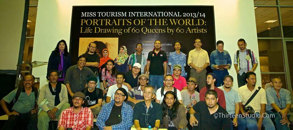 Potret Miss Tourism BSVN