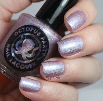 Octopus Party Nail Lacquer Metaphysics