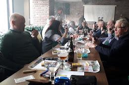 54 fumeurs réunis en Belgique