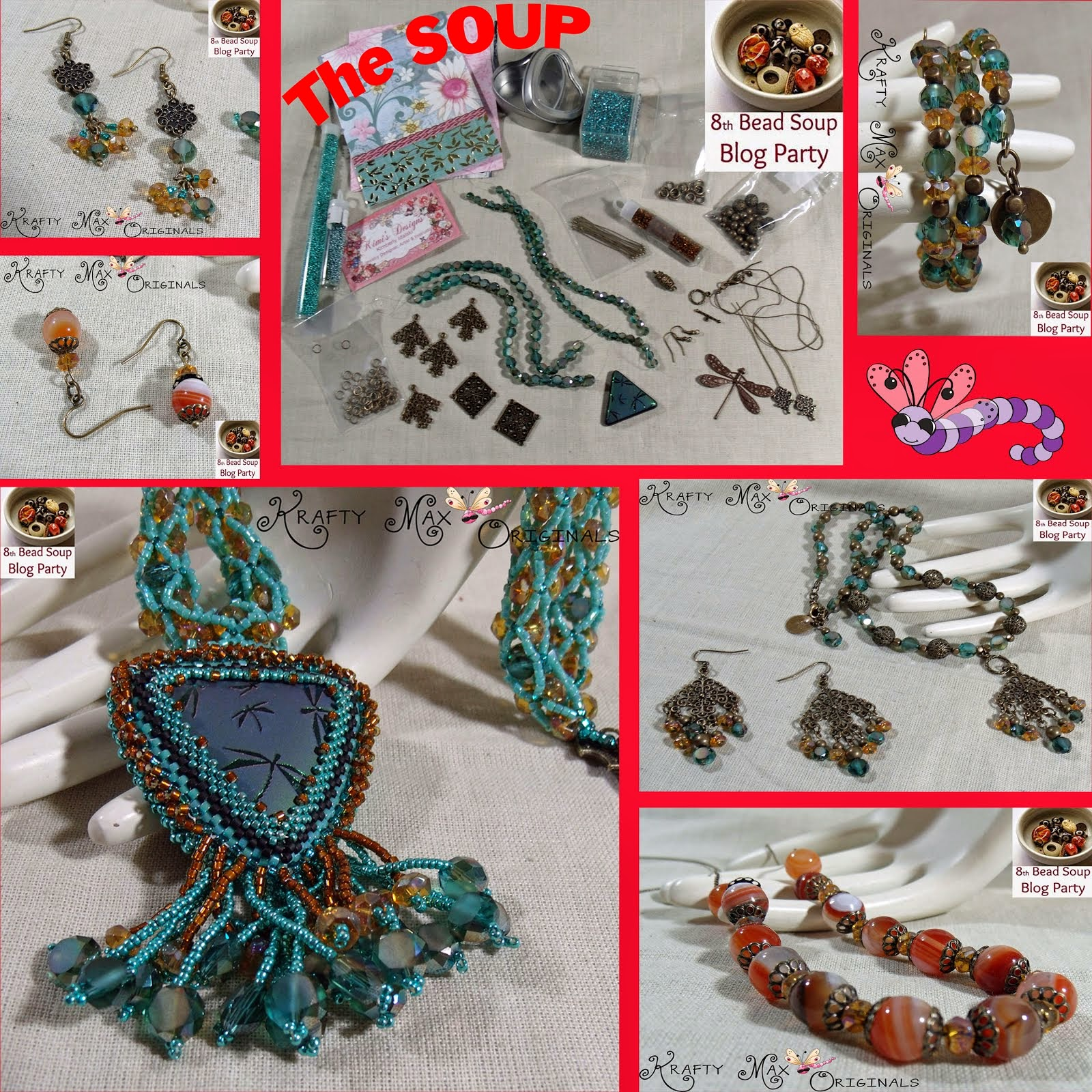 8th Bead Soup Blog Party