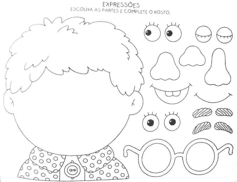 Correspondências e outras actividades  ALFABETIZACAO+INFANTIL+DESENHOS+E+ATIVIDADES+955