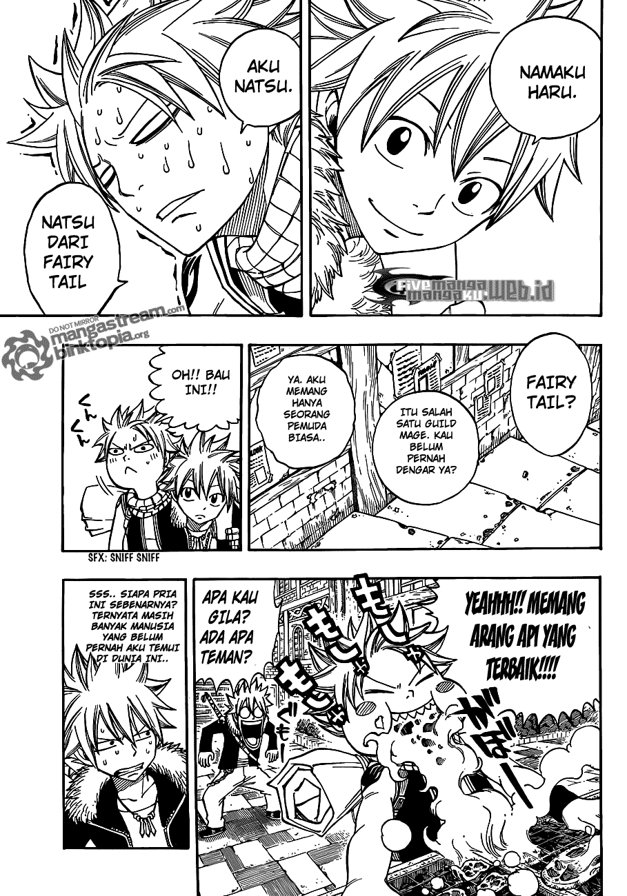 Fairy Tail x rave page 6