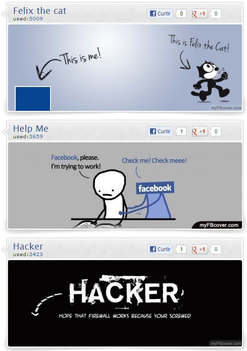 Facebook Profile Cover