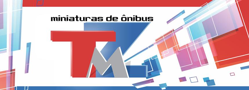 TMZ Miniaturas de Ônibus