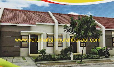 New Rumah Cluster Subsidi Bekasi GSP1 Dekat Ke Stasiun Tambun
