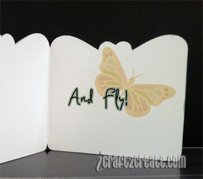 Lettering Delights, Silhouette Cameo, Silhouette Studio DE, Print and Cut, Inspirational Card