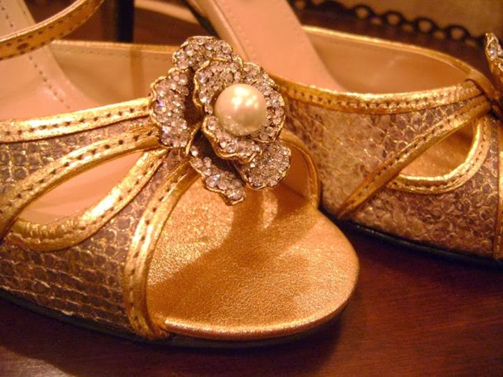 Farah & Fatima Fancy shoe collection