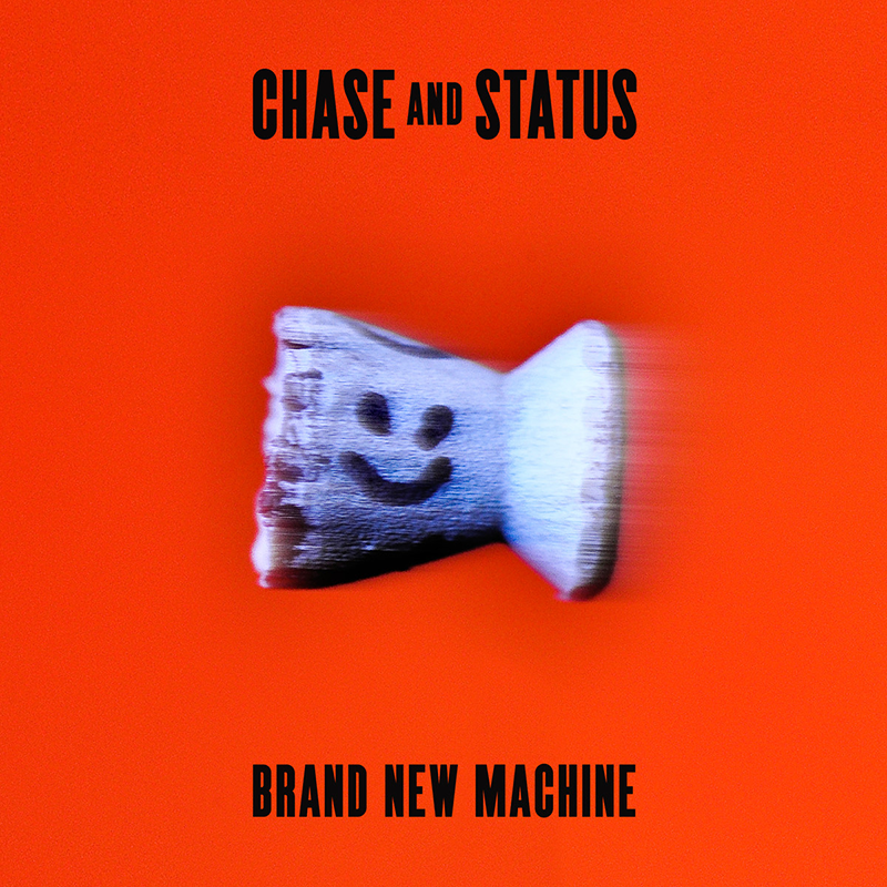 Chase & Status — Brand New Machine