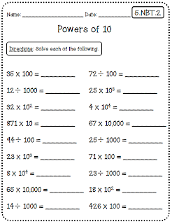math worksheet : common core worksheets 5th grade edition  create●teach●share : Math Core Worksheets