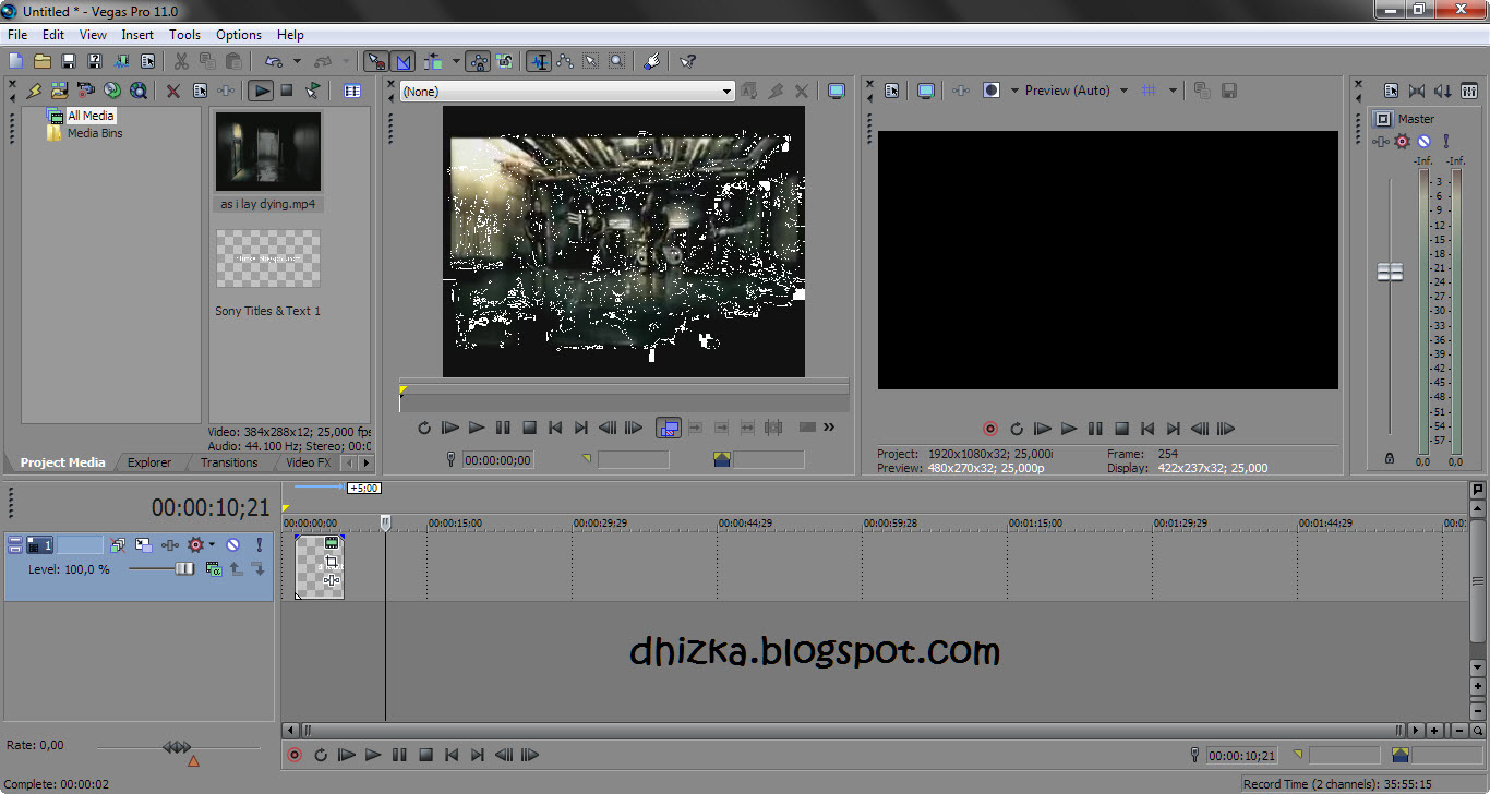 Sony vegas pro 11 build 424 425 final eng rus