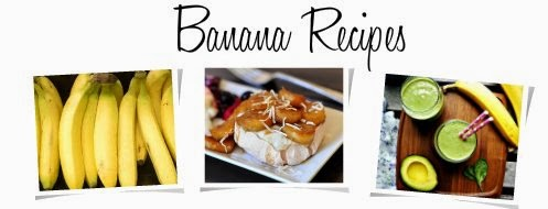 picture of healthy banana recipes