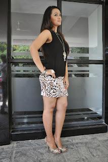 Actress Ester Noronha  Pictures at Jalsarayudu Movie Launch Event 003.jpg