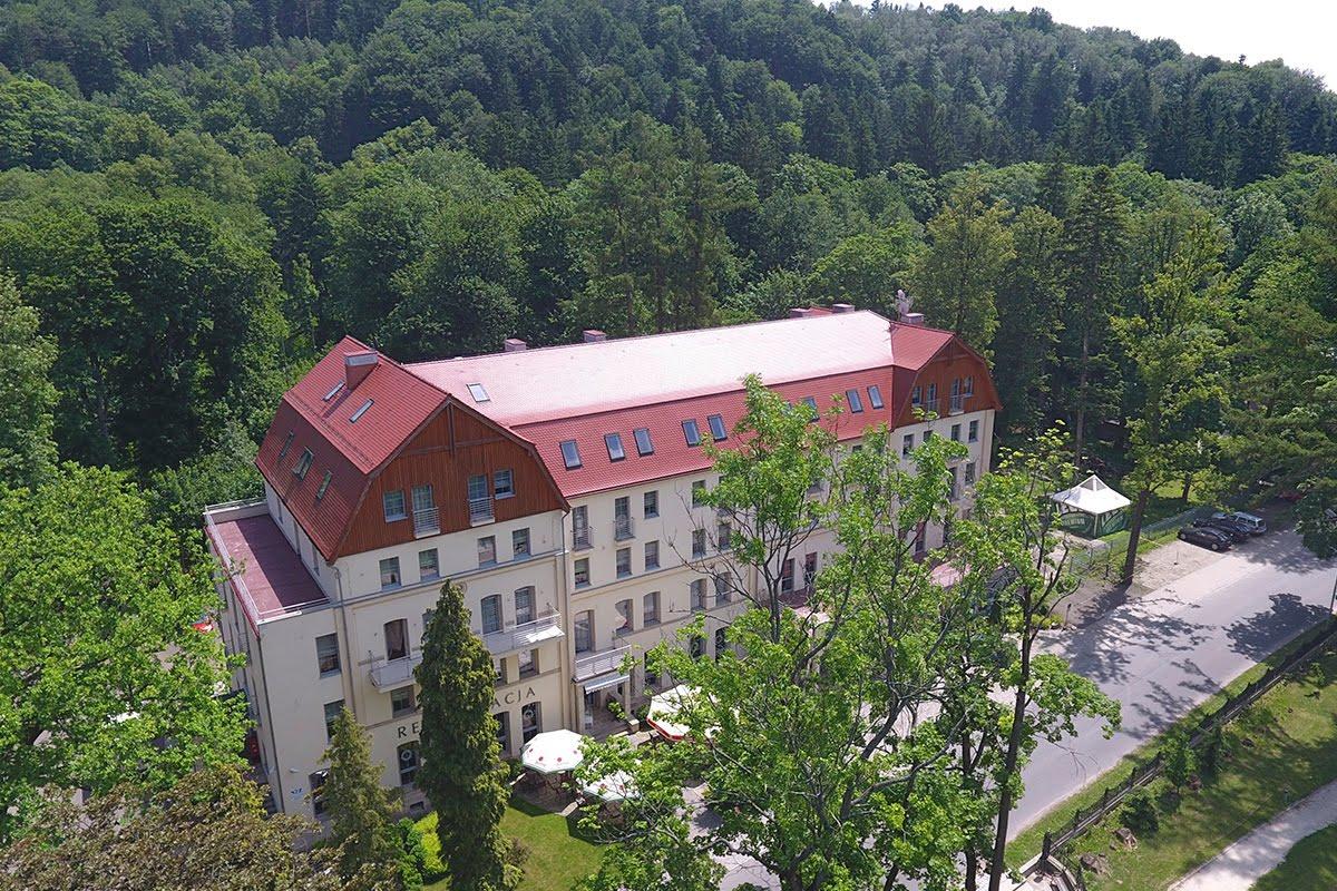 Hotel Dwór Elizy