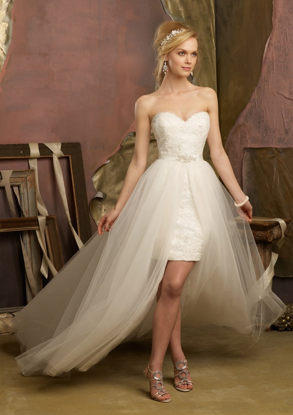 Wedding event dress that women love show off my slender for Free wedding dresses low income