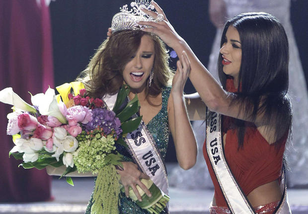Miss USA 2011 Alyssa Campanella Miss America 2011