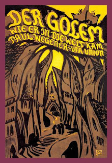 "31 Days of Horror Day 15 - ""The Golem"" (1920)"
