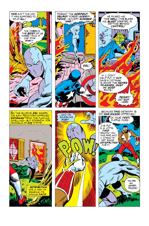 Captain America (1968) Issue #163 #77 - English 18