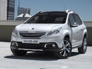 2014 Peugeot 2008 Review And Release Date