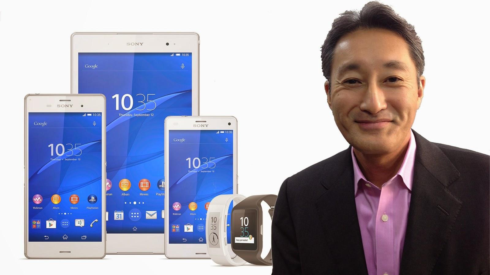 Berhenti Jual Xperia, Sony Sasar Sektor lain