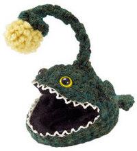 2000 Free Amigurumi Patterns: Free Angler Fish Crochet Pattern