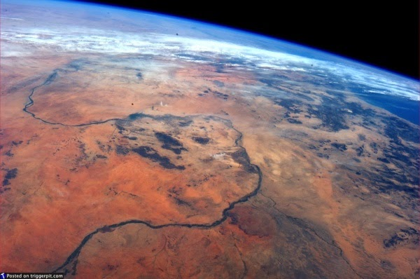 Photos of Earth from space
