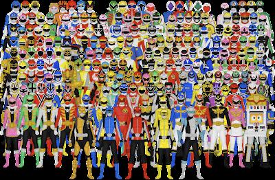 Super Sentai Movie Pack 2001 - 2012