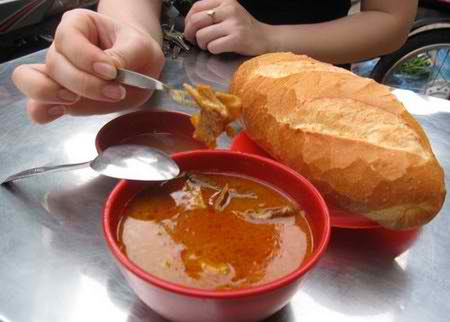 Ăn vặt ngon với phá lấu Dì Liên, Q.5, ẩm thực, món ăn vặt sài gòn, điểm ăn uống, diemanuong365.blogspot.com