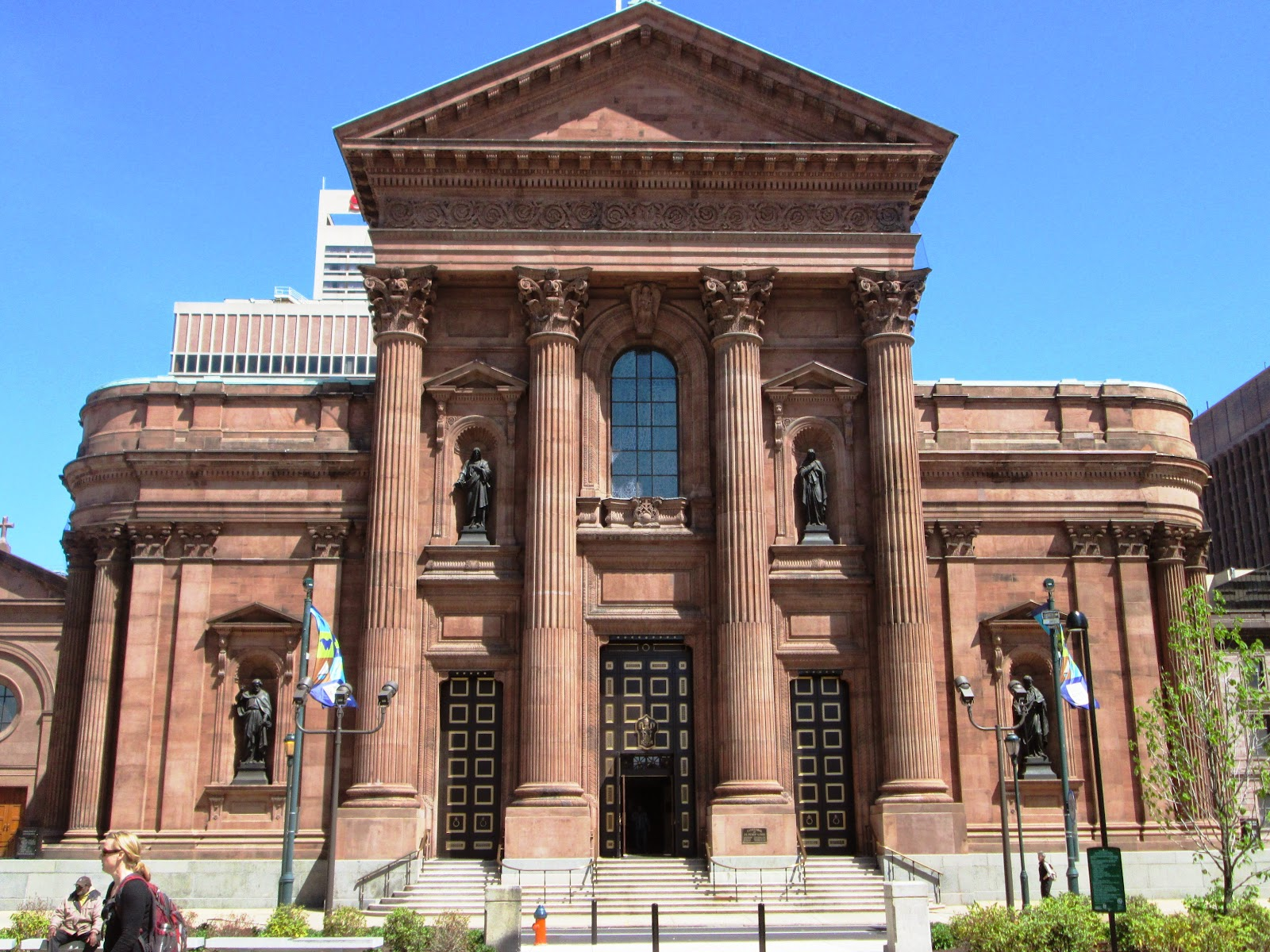 Cathedral Basilica of Ss Peter and Paul, Philadlephia