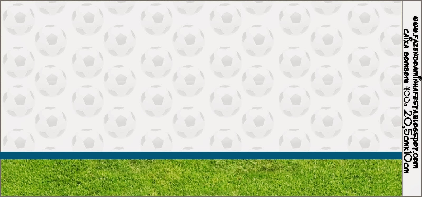 Etiquetas de futbol - 25 etiquetas para imprimir