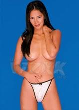 Hot naked girlfriend mirror