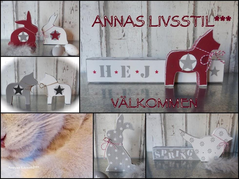 Annas Livsstil***