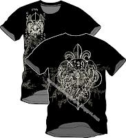 design t-shirt -Underground | Skull