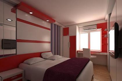 Gambar Interior Apartemen Minimalis Modern harga Murah 350 ribu